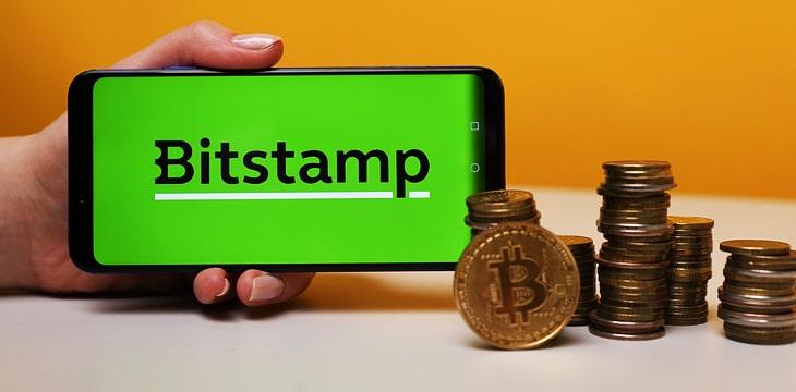 Bitstamp coin